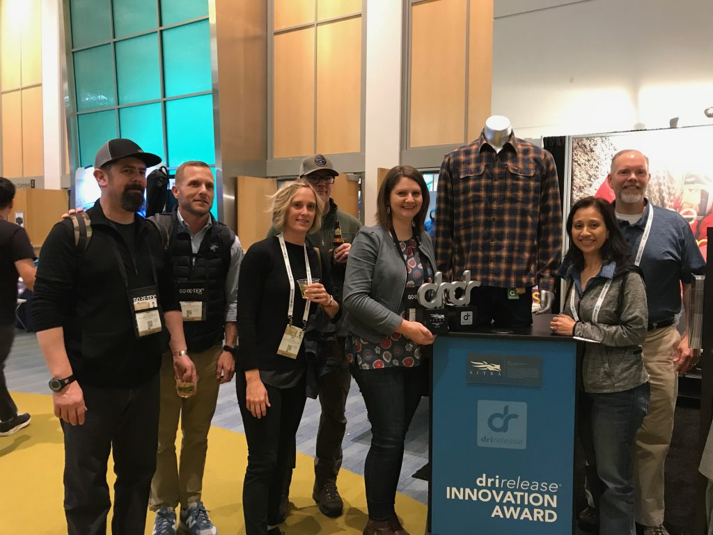 SITKA Gear Innovation Award
